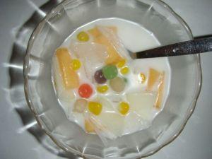 Freaky Dessert at Yai's