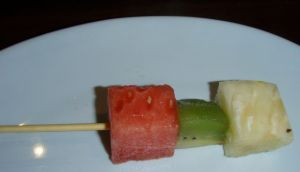 fruitskewer