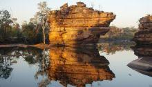 Jim Jim Creek, Kakadu National Park, NT, Australia